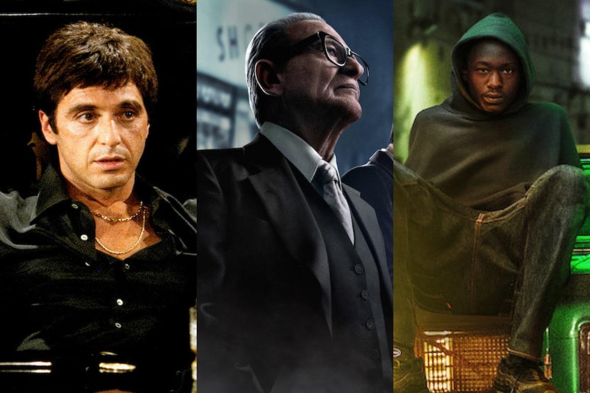 3 películas sobre gángsters para ver en Netflix