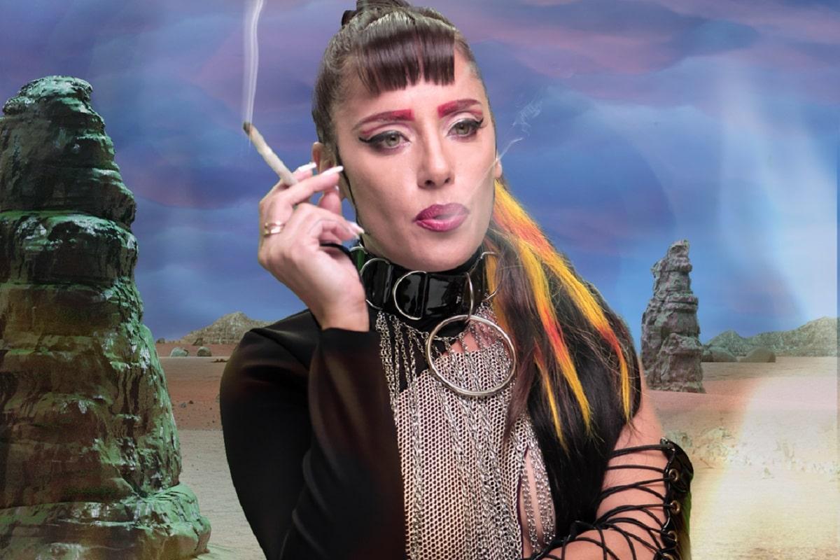 Sara Hebe anticipa su nuevo disco con los beats futuristas de