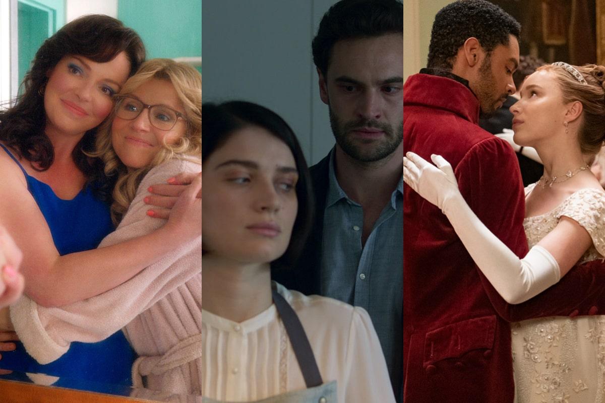 3 series más buscadas de Netflix