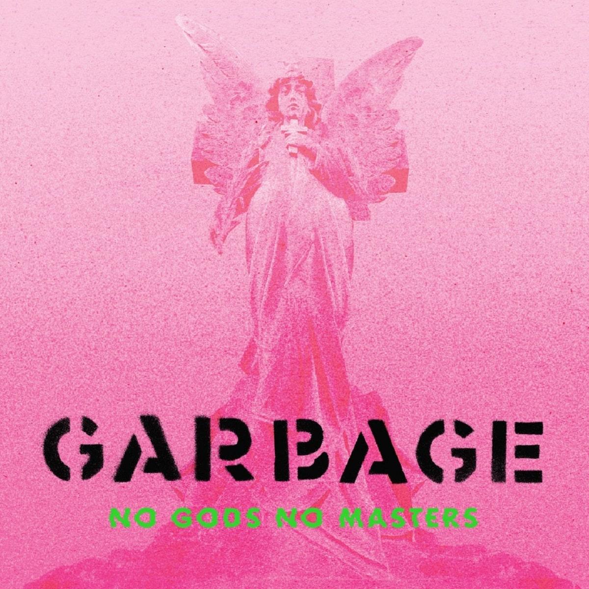 Tapa de No Gods No Masters, disco de Garbage