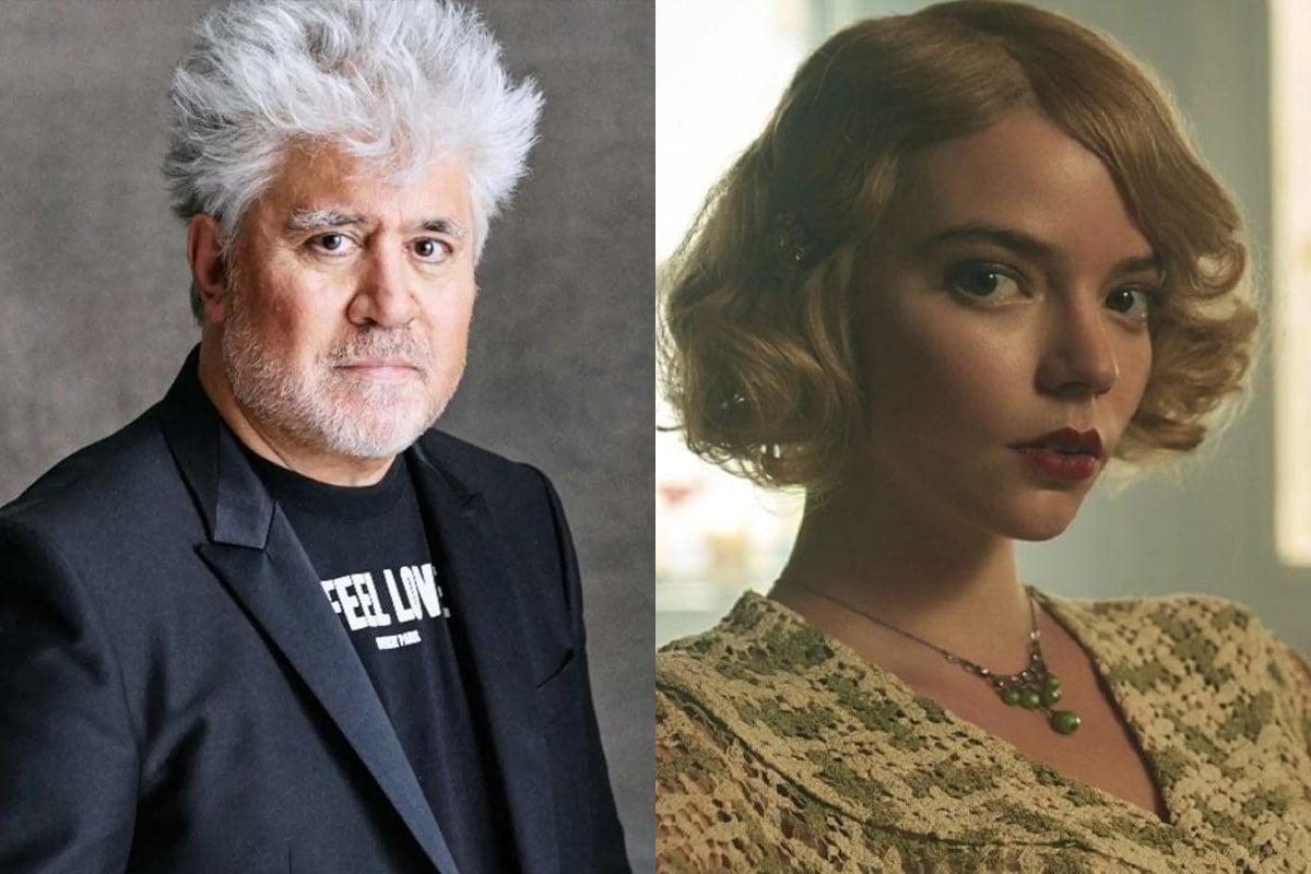 Pedro Almodóvar quiere trabajar con Anya Taylor-Joy en un proyecto futuro
