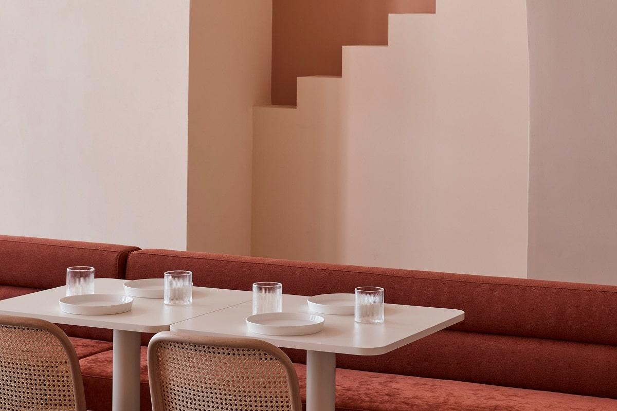 The Budapest Cafe.
