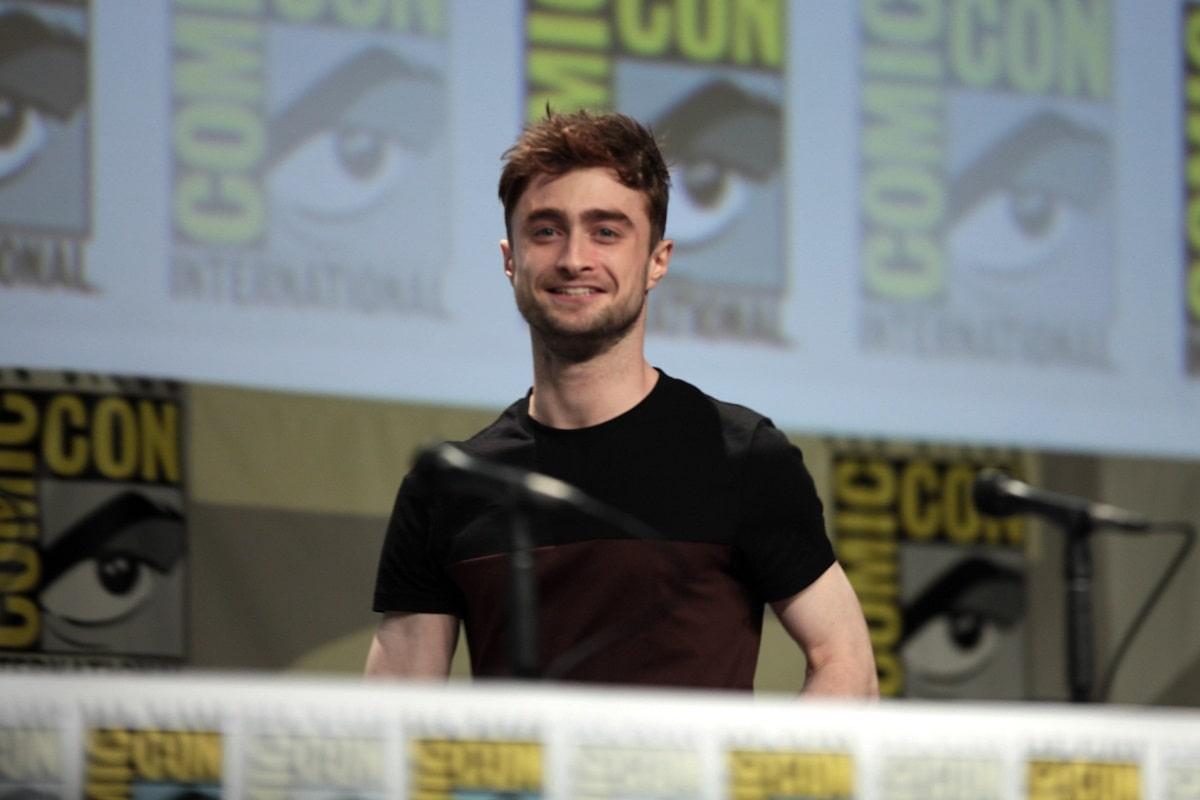 Daniel Radcliffe admite que se quedó con varios objetos del set de Harry Potter