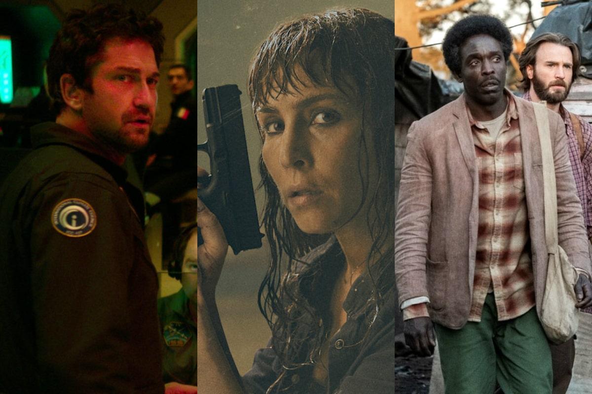 3 películas emocionantes de acción para ver en Netflix