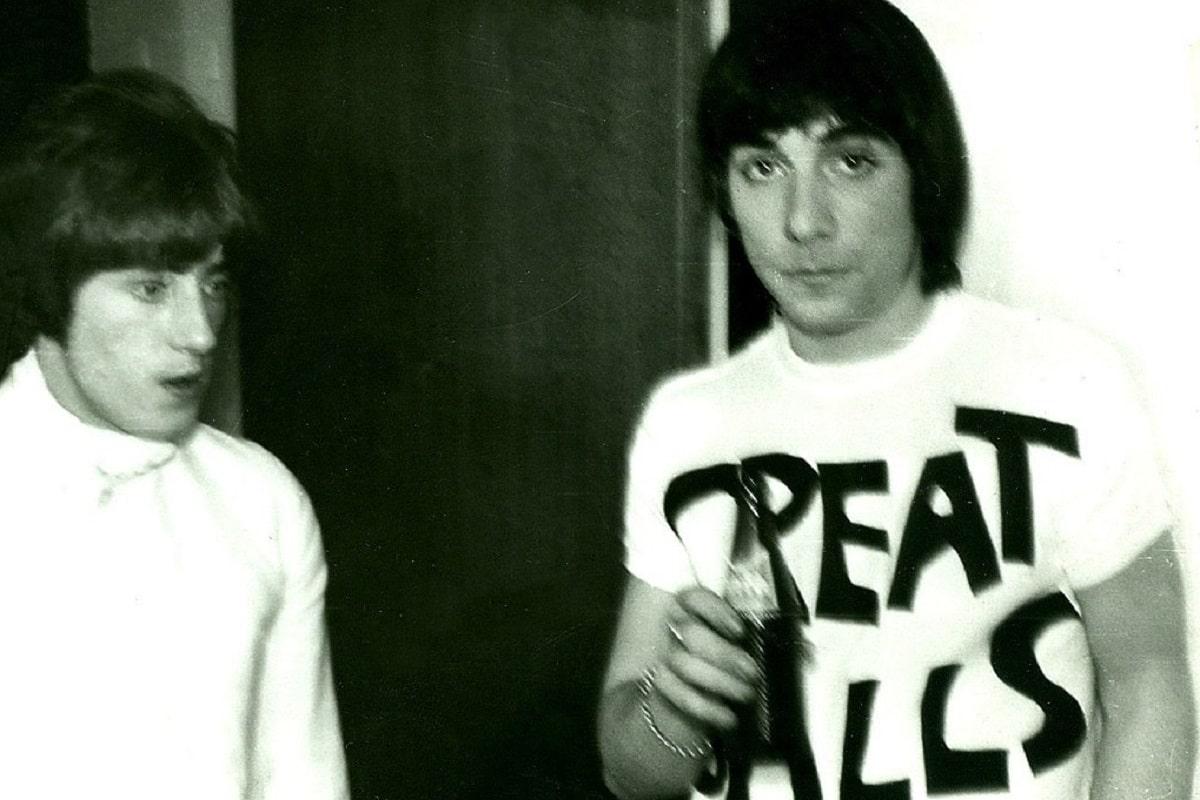Roger Daltrey y Keith Moon