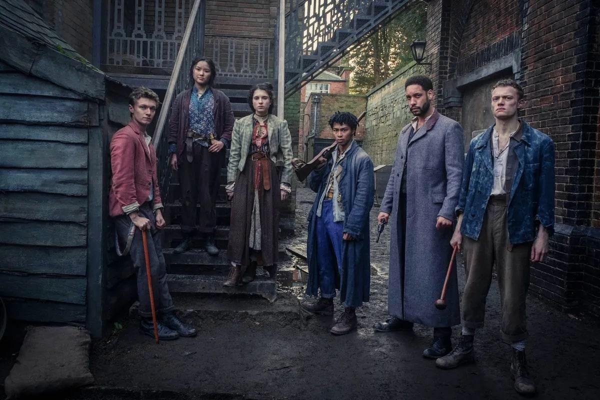 Los Irregulares: La serie inspirada en Sherlock Holmes para ver en Netflix