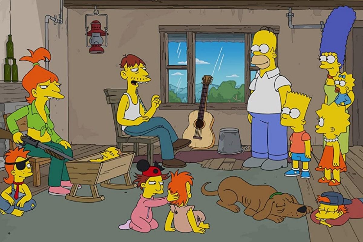 Los Simpson: Revela quién inspiró el clásico