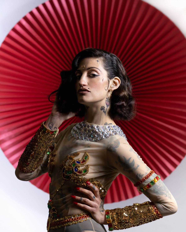 Mel Muñiz compone boleros inspirados en el cancionero latino y el empoderamiento feminista