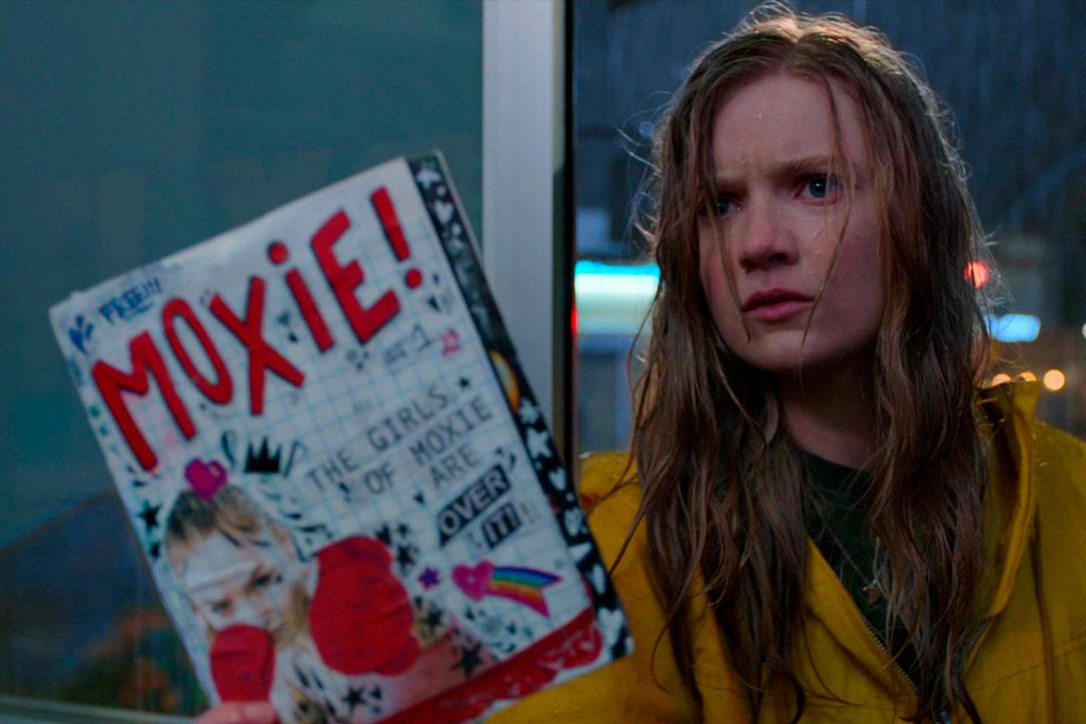 Crítica de Moxie: En los baños del colegio, alguien deja un fanzine feminista