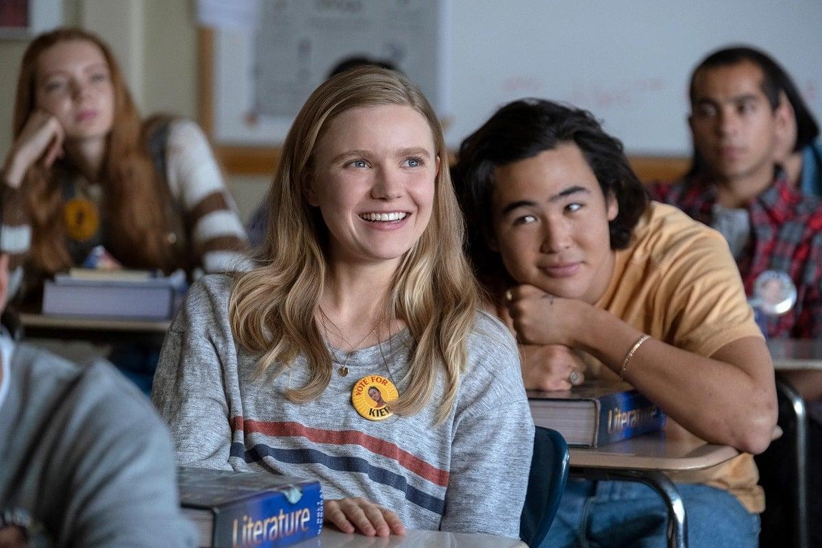 Moxie: La nueva película adolescente y feminista de Netflix
