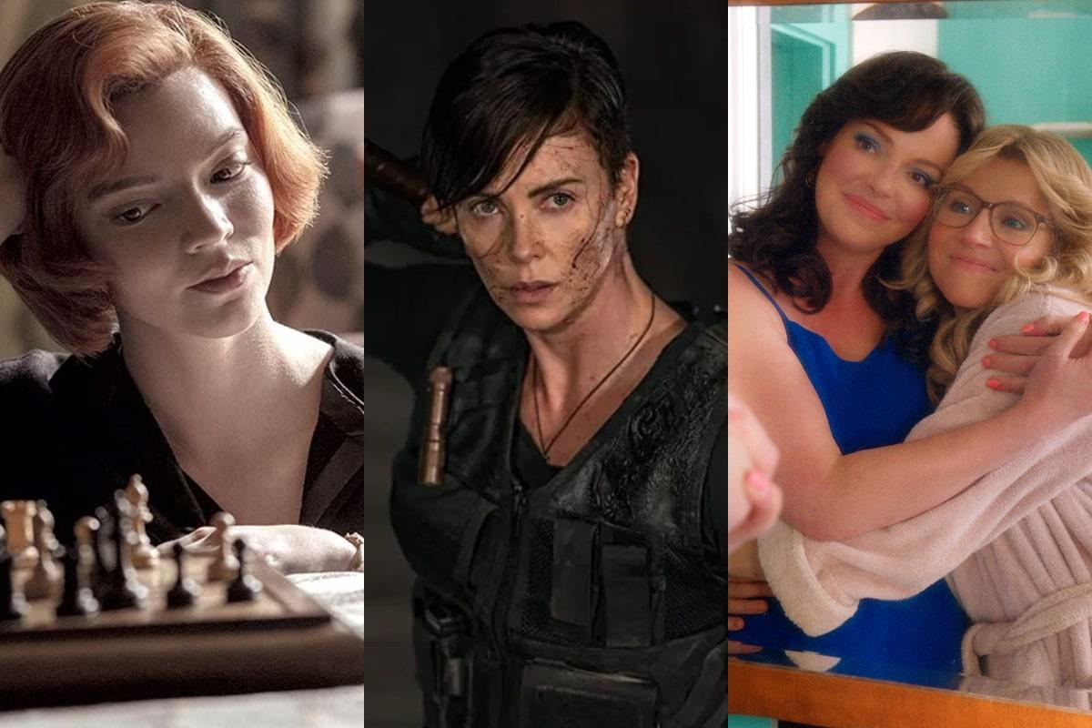 8M: Netflix recomienda series y películas creadas y protagonizadas por mujeres