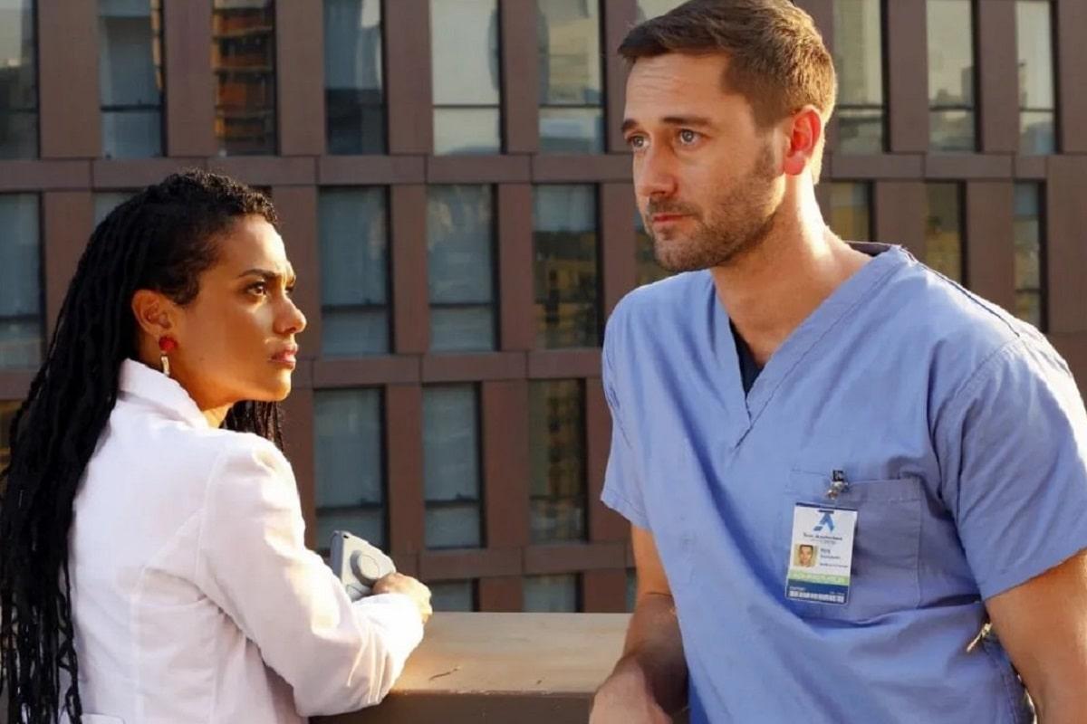 New Amsterdam temporada 3: Ryan Eggold habla del vínculo entre Max y Helen