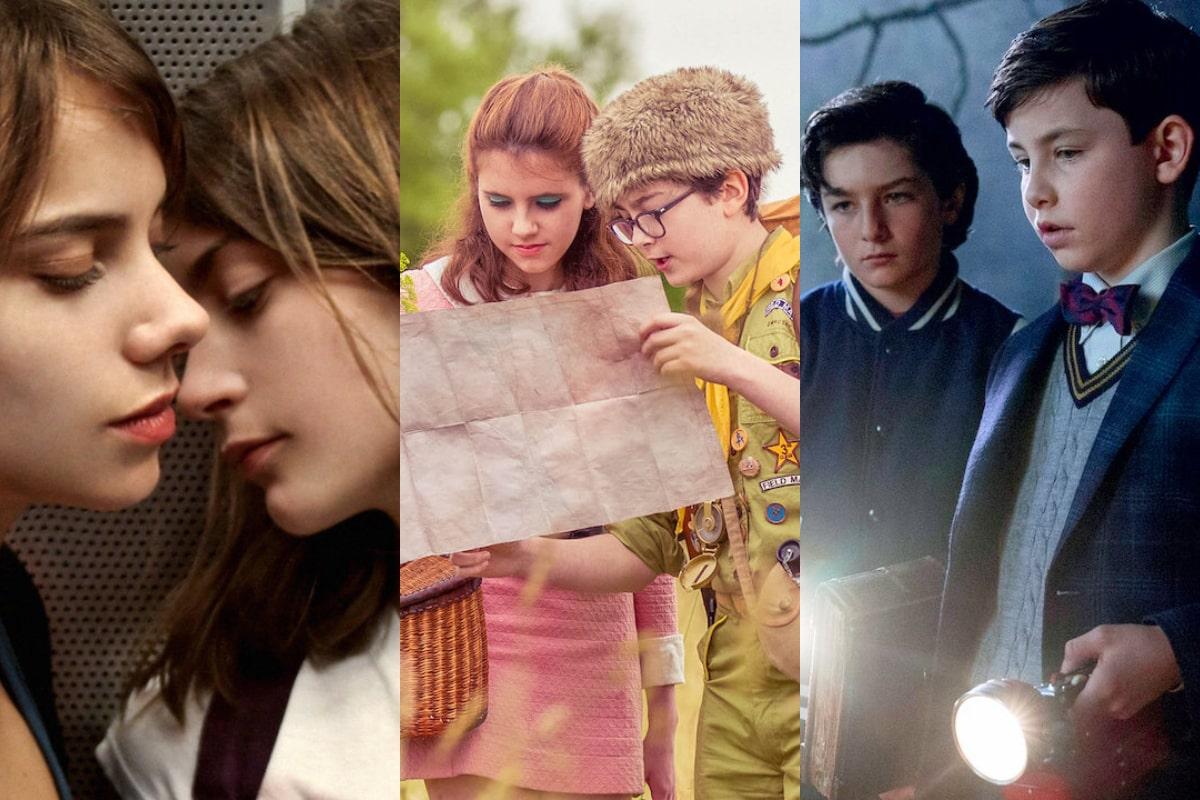 3 películas populares para ver en Netflix