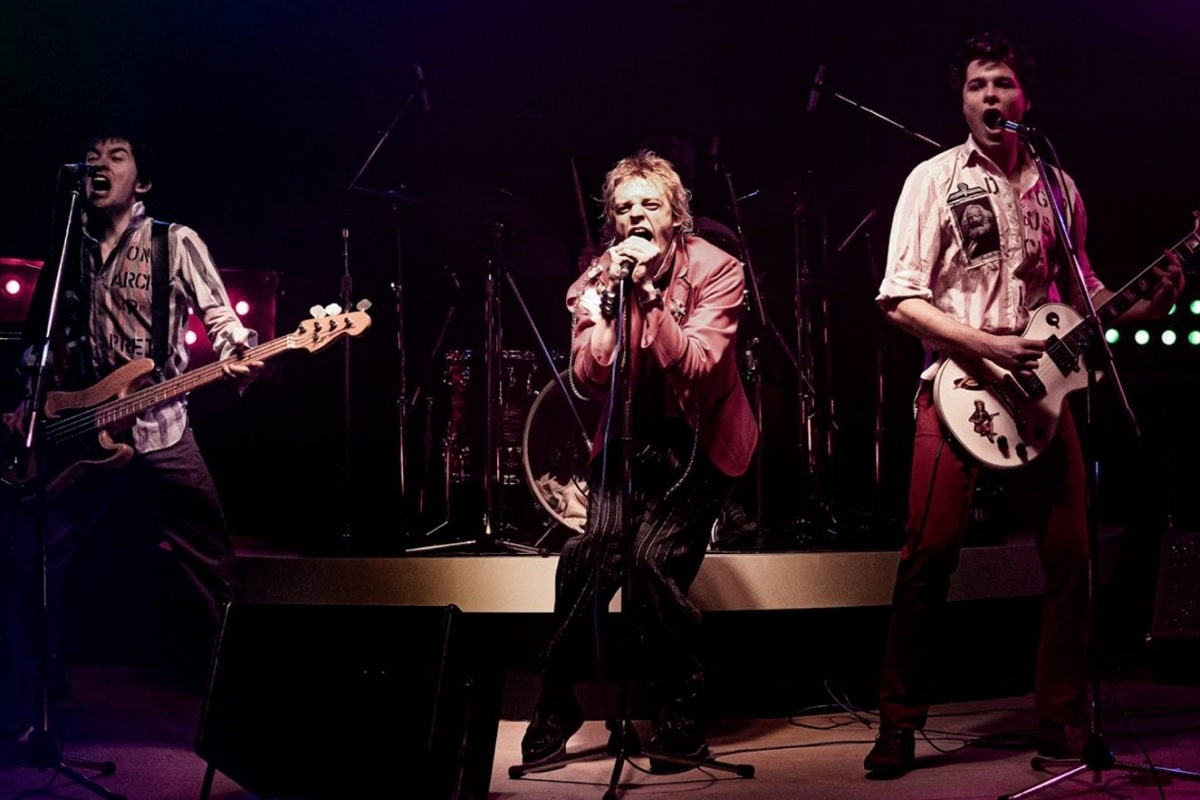 Sex Pistols: Revelan las primeras imágenes de la serie dirigida por Danny Boyle
