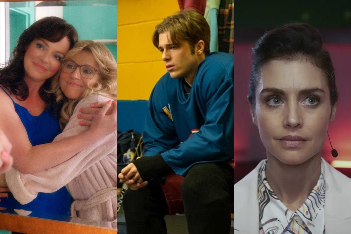 3 series más buscadas recomendadas para ver en Netflix