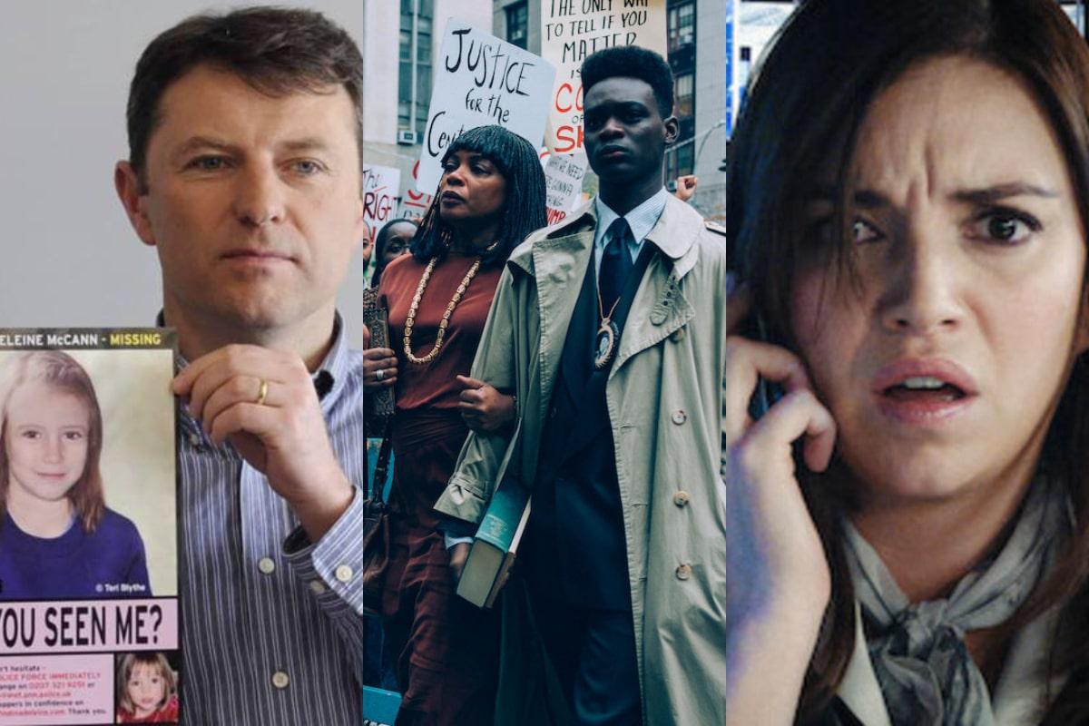 3 series sobre casos reales para ver en Netflix
