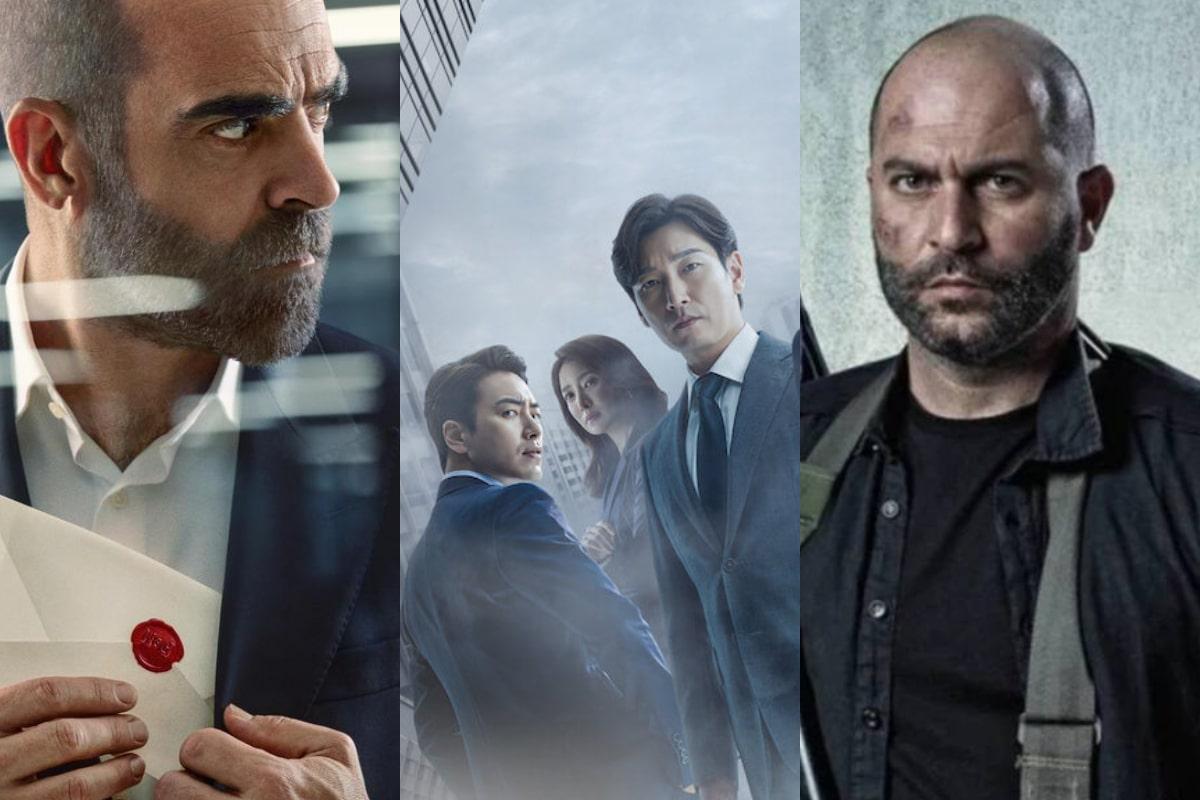3 series policiales para ver en Netflix
