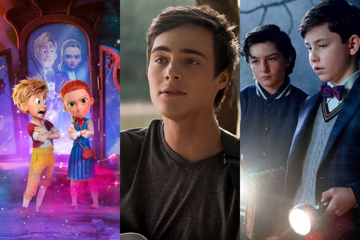 3 películas que son tendencia para ver en Netflix: Agencia secreta de control mágico, El campamento de mi vida, The House with a Clock in its Walls