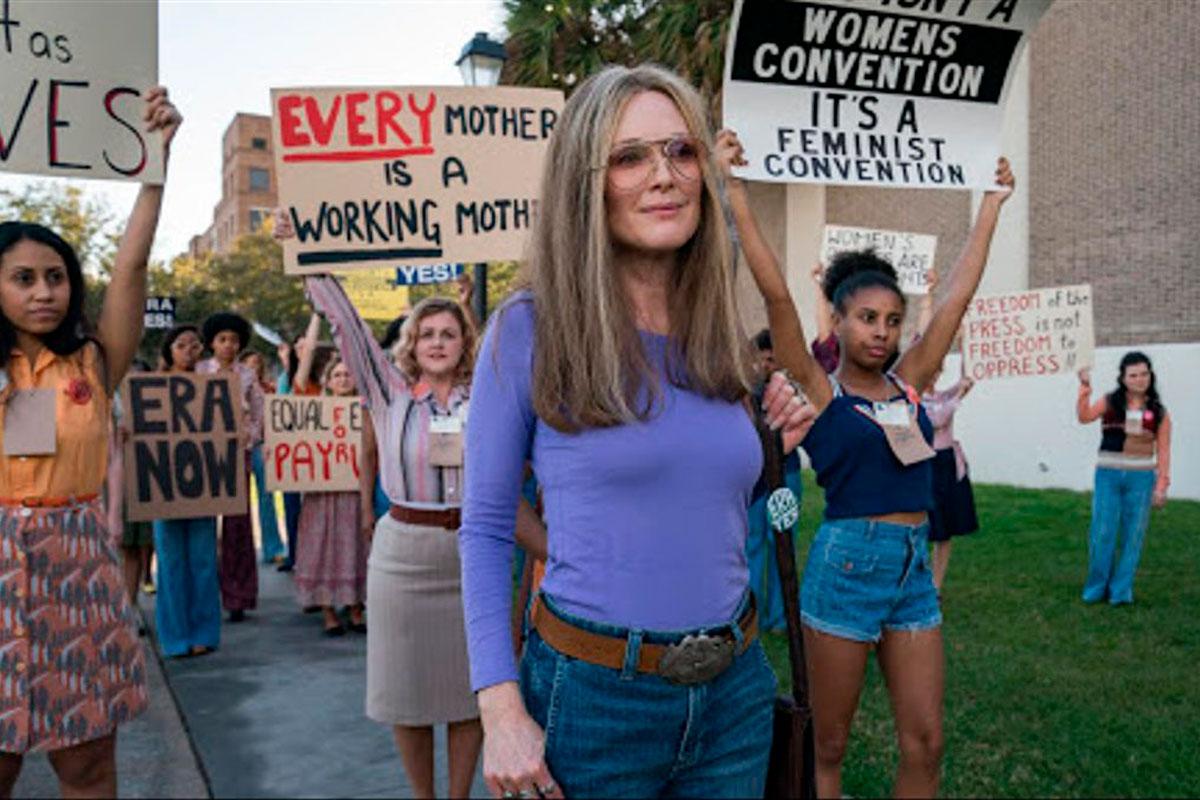 Crítica de The Glorias: Autobiografía de una feminista