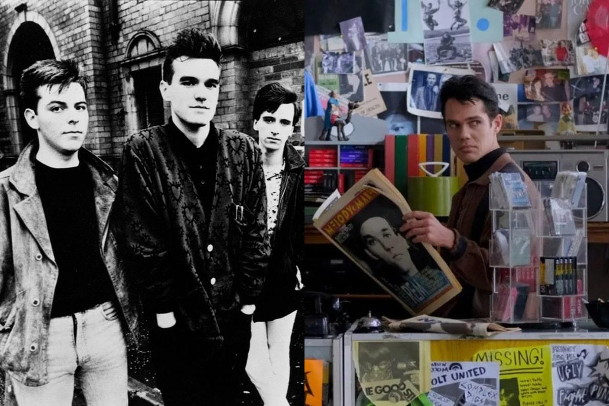 Tráiler de la película inspirada en The Smiths desconcierta a los fans