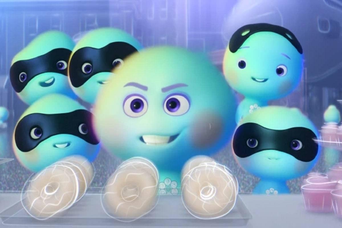 Pixar presenta