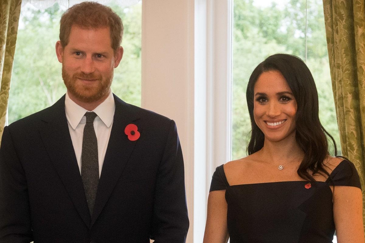 El Príncipe Harry y Meghan Markle presentan su serie para Netflix