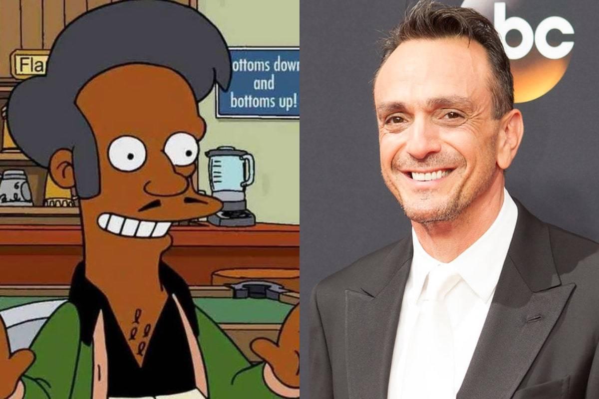 Los Simpson: Hank Azaria se disculpa con la comunidad india por su personaje de Apu