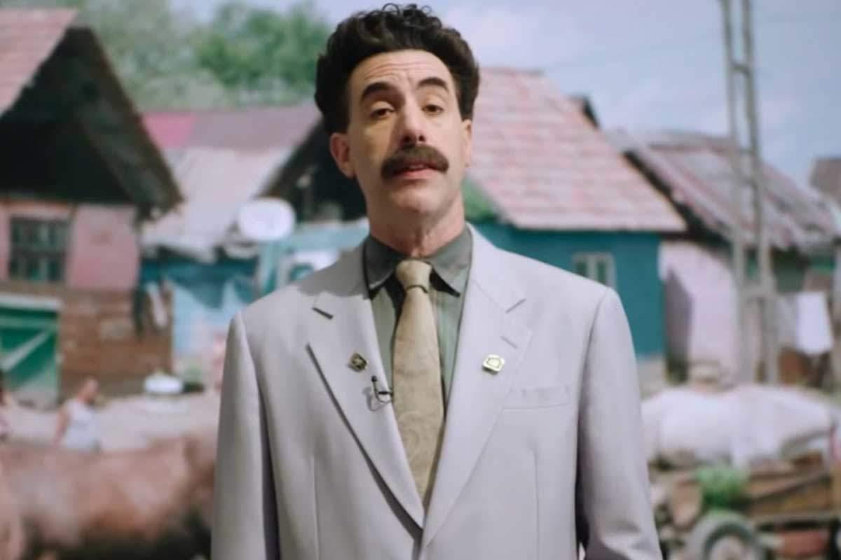 Llega la versión extendida de Borat 2 con escenas inéditas
