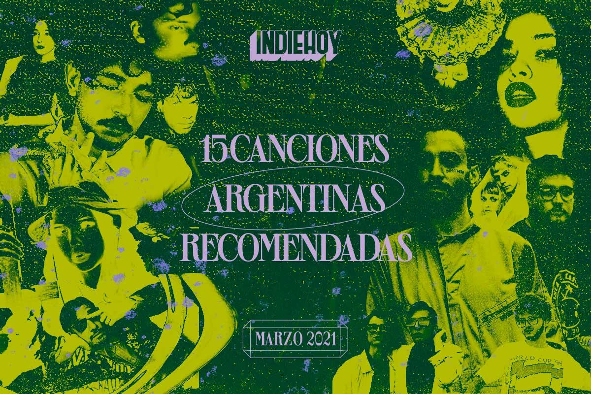 15 canciones argentinas recomendadas
