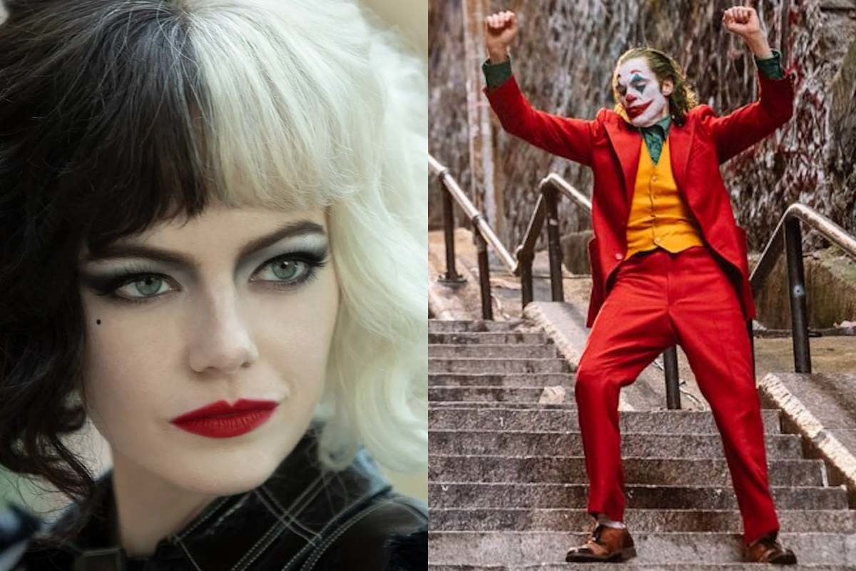 Cruella: Emma Stone habla sobre las comparaciones con el Guasón de Joaquin Phoenix