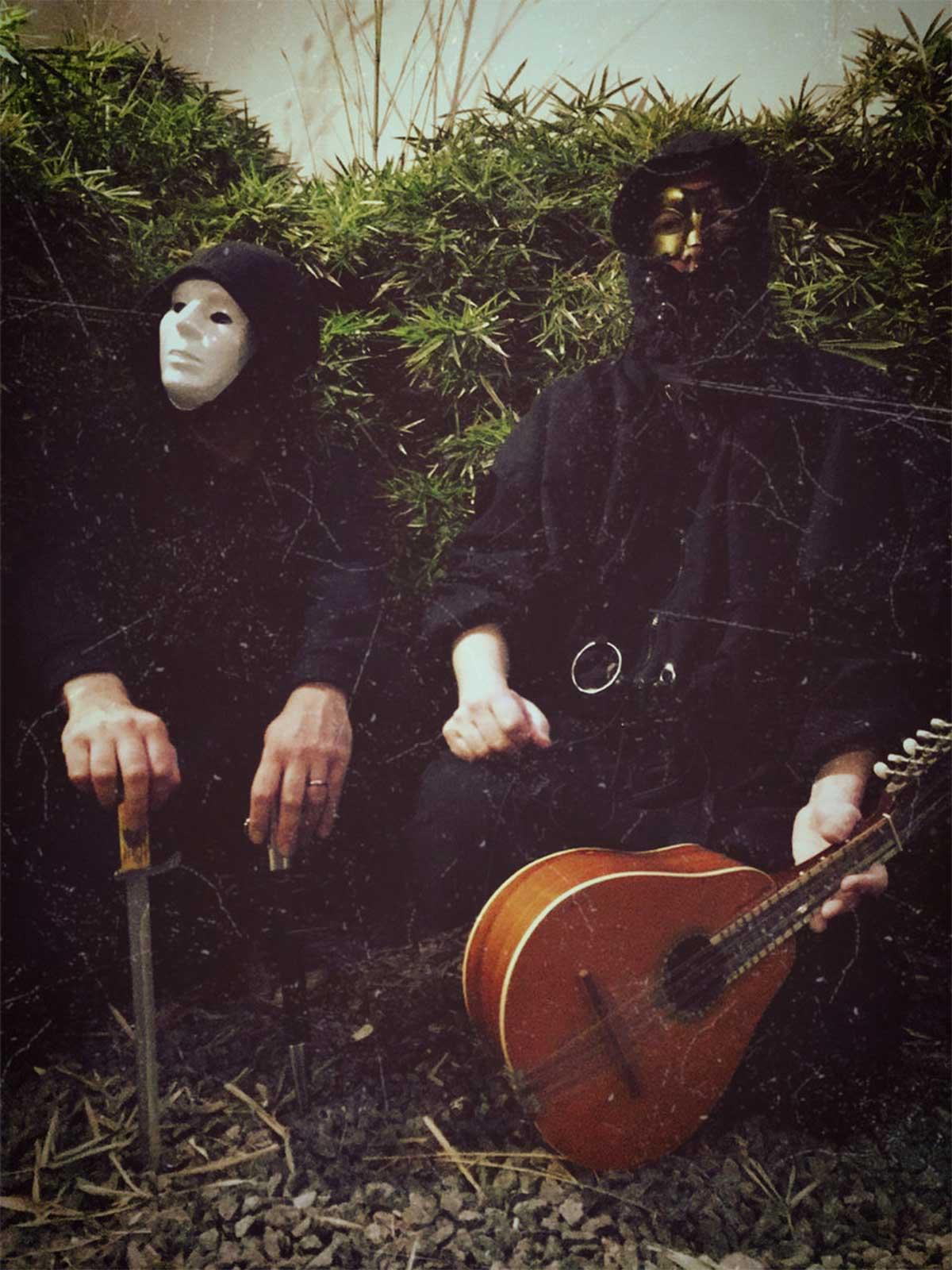 Drama of Cai combina lo pagano y lo sagrado en canciones dark folk