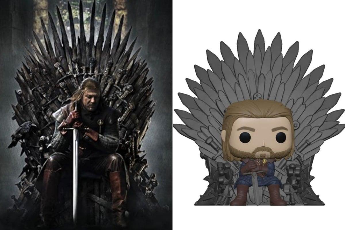 Game of Thrones celebra sus 10 años con muñecos Funko Pop
