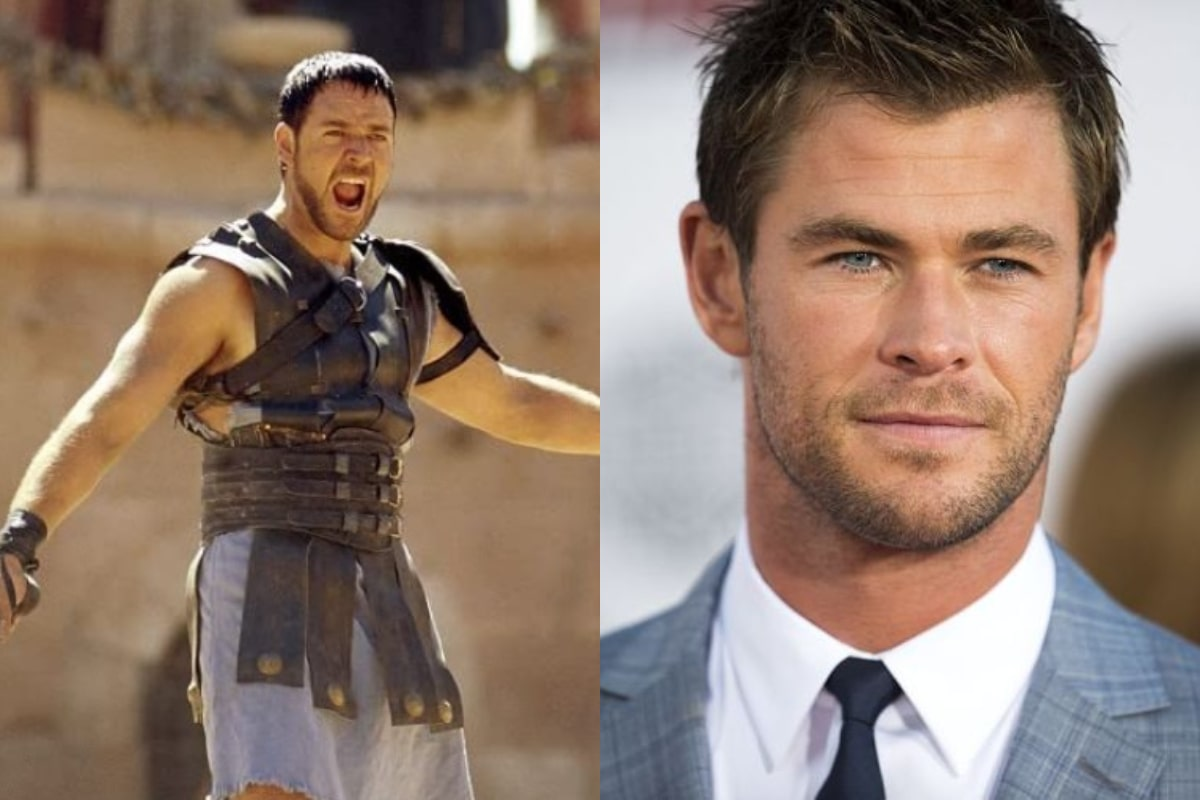 Gladiador 2: Chris Hemsworth podría protagonizar la secuela de la aclamada película
