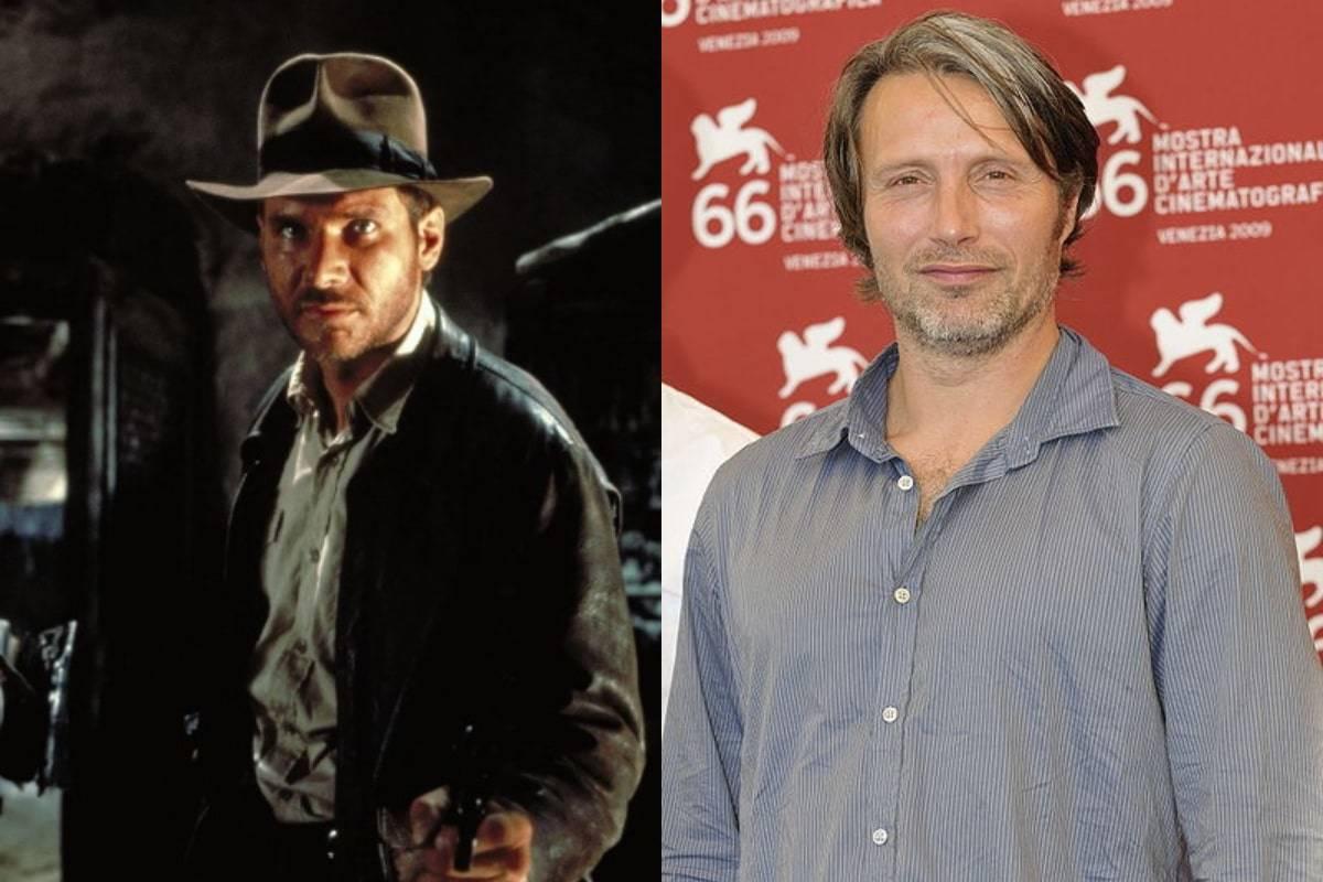 Mads Mikkelsen se suma a la nueva película de Indiana Jones