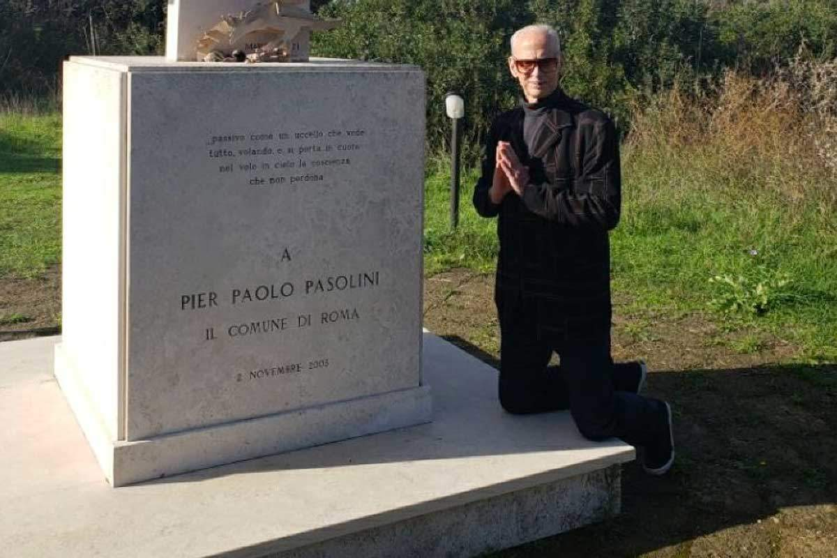 John Waters celebra sus 75 años con un homenaje a Pier Paolo Pasolini
