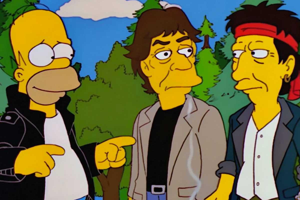 Los Simpson: Todos los músicos que aparecieron en la serie
