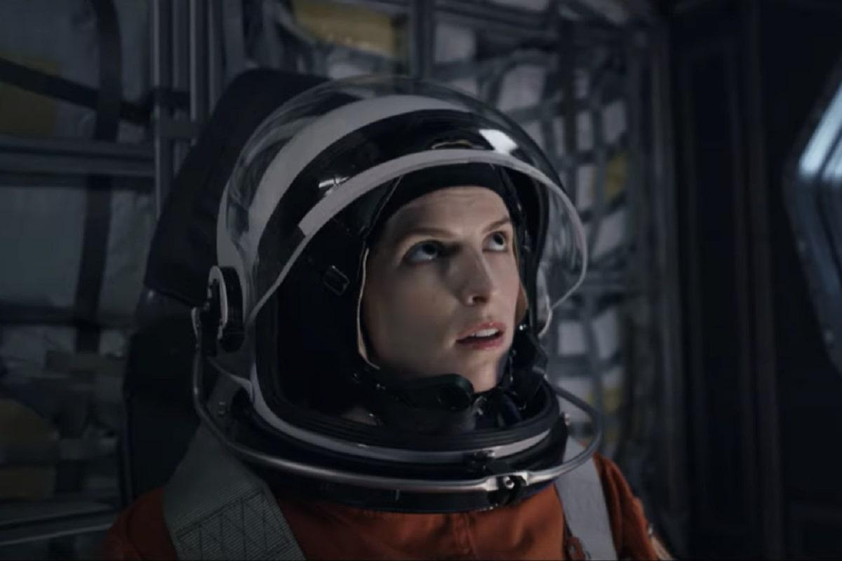 Pasajero inesperado: La película espacial para ver en Netflix