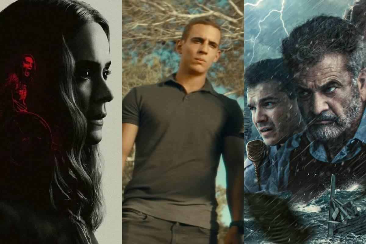 3 películas más vistas en Netflix (6 de abril)