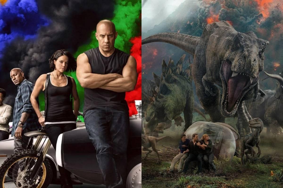 La saga Rápido y Furioso podría tener un crossover con Jurassic World