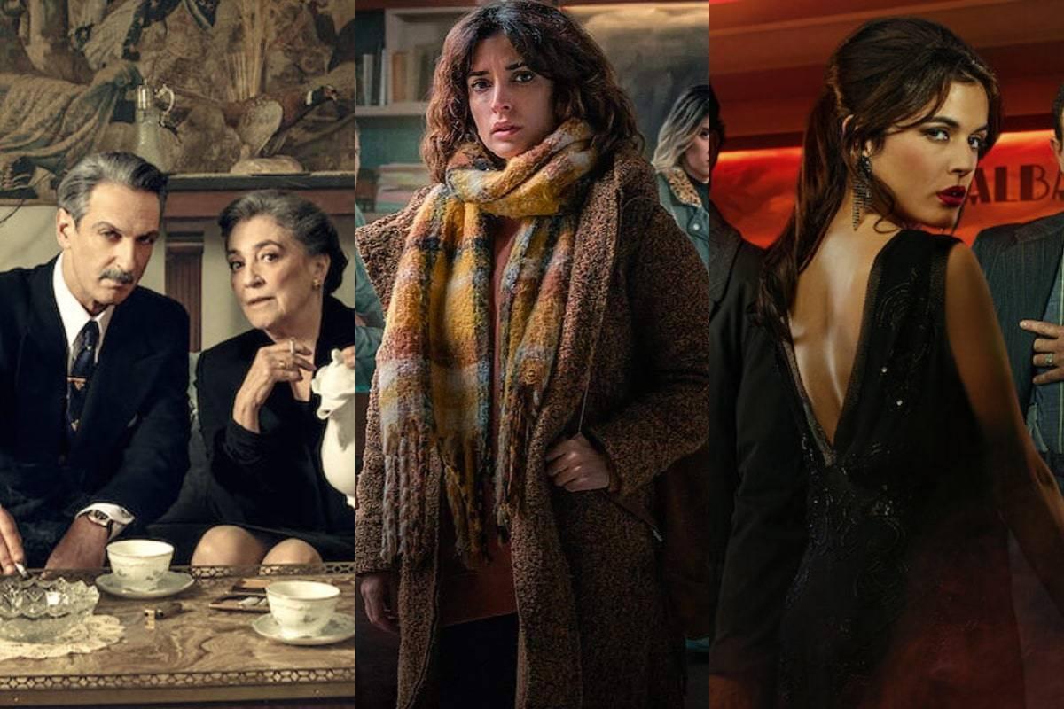 3 series españolas para ver en Netflix