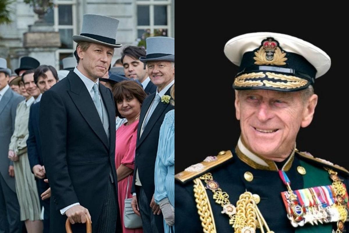 The Crown: La serie de Netflix responde a la muerte de Felipe de Edimburgo
