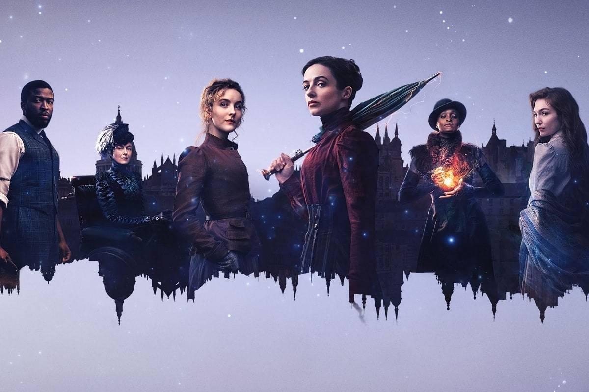 The Nevers: La serie de drama y ciencia ficción para ver en HBO