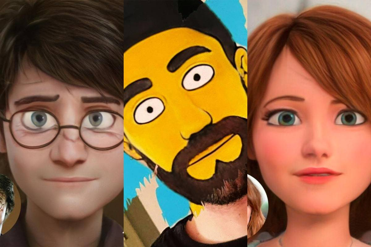 ToonMe: La aplicación que te convierte en un personaje de Los Simpson, Pixar y más