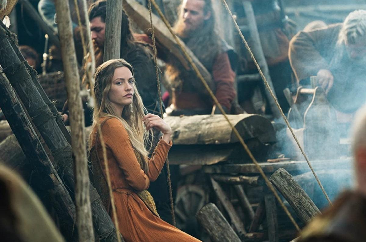 Ingrid - Vikingos