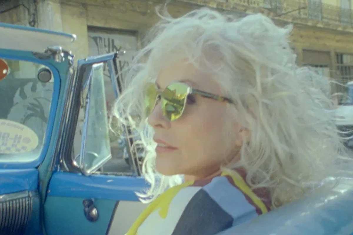 Debbie Harry en Blondie: Vivir en La Habana
