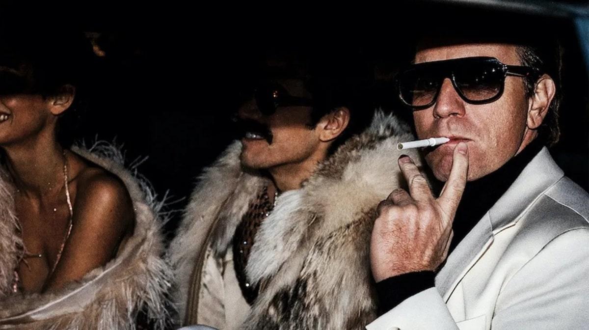 Ewan McGregor en Halston.