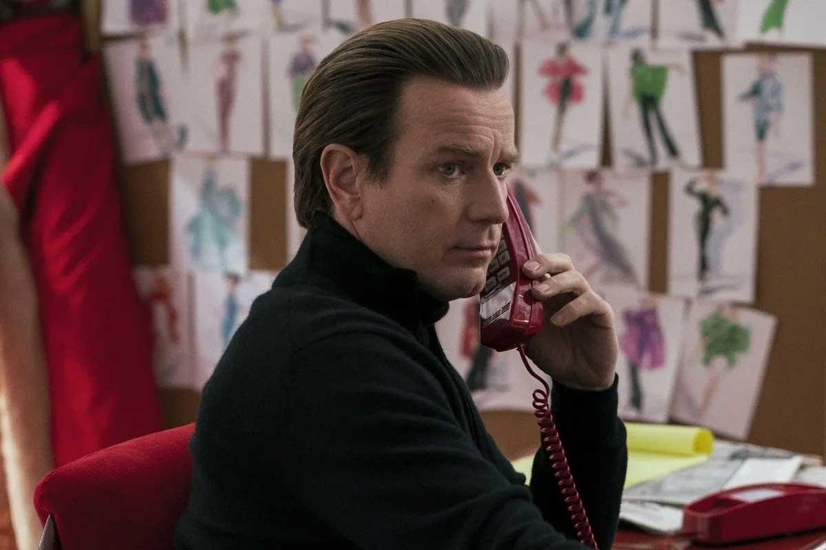 Ewan McGregor interpreta al diseñador de modas Halston en la nueva serie de  Netflix