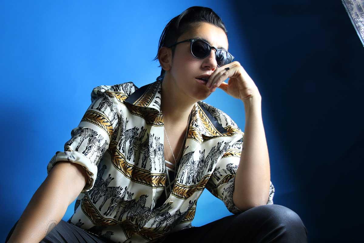 Lau: La argentina que abrió shows de Erasure se reinventa en su disco solista
