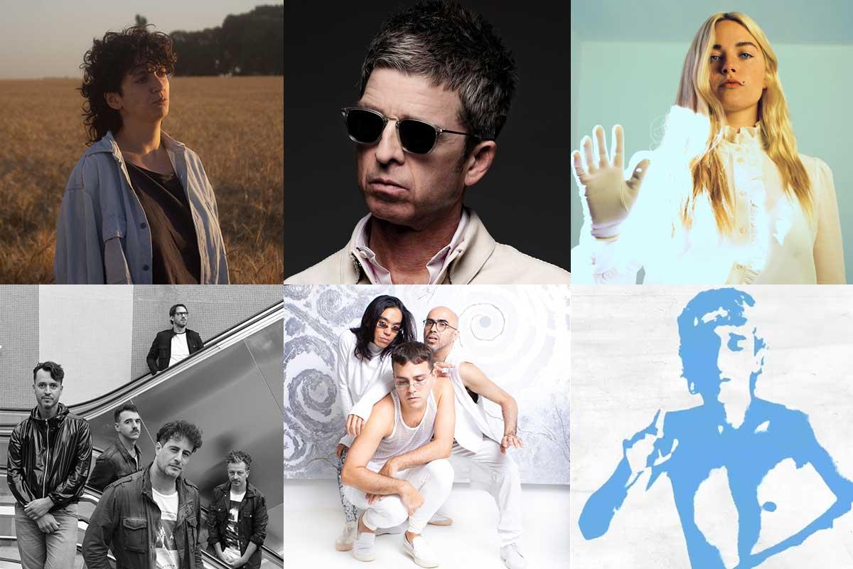 Nueva música: Noel Gallagher, Barbi Recanati, Ashe y más