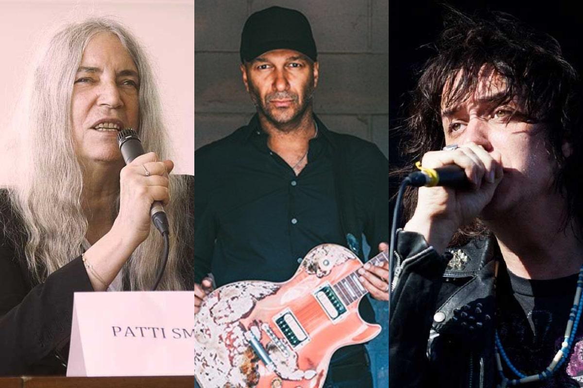 Patti Smith / Tom Morello / Julian Casablancas